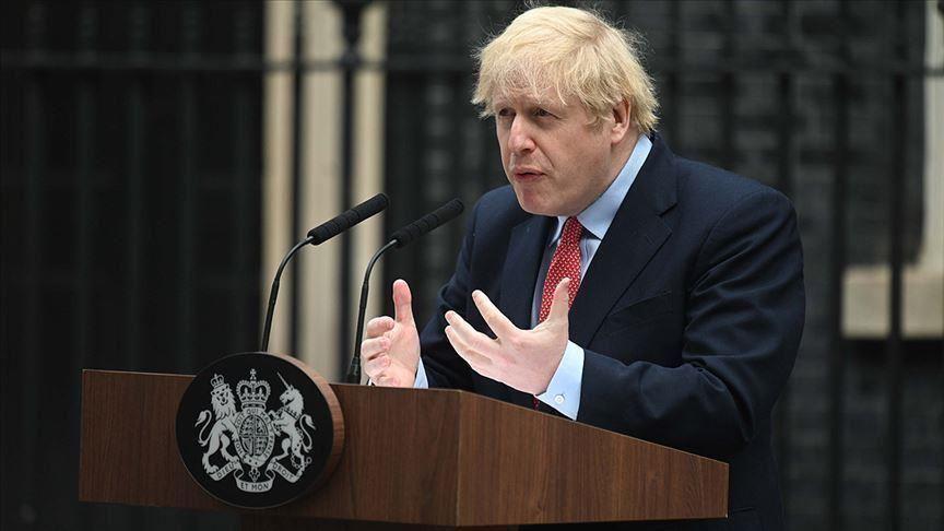 Johnson: Ülkede salgının ikinci dalgasının geldiğini görüyoruz