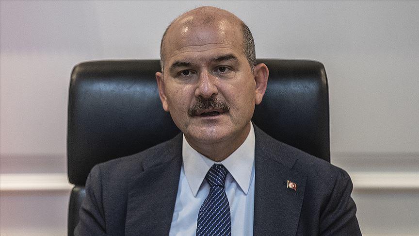 İçişleri Bakanı Süleyman Soylu'dan 'Gaziler Günü' mesajı