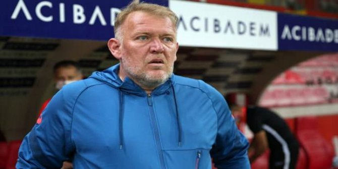 "Robert Prosinecki: ""Trabzonspor'a iyi dayandık"""