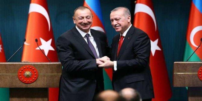 Aliyev'den Türkiye açıklaması: Erivan'ı korkutuyor