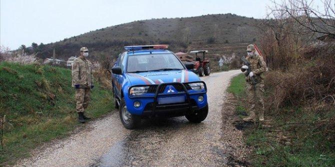 Kütahya'da iki köy ve bir mahalle karantinaya alındı