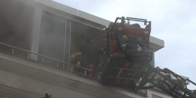 Çamaşır makinesi patladı: 2 kişi hastanelik oldu