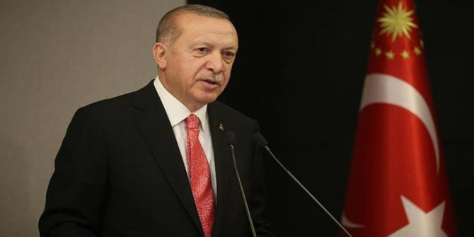 Cumhurbaşkanı Erdoğan'dan BM'ye İstanbul mesajı