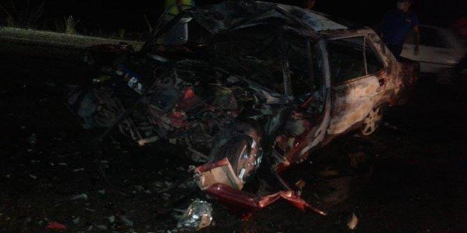 Felaket! Bir anda alev topuna döndü: 3 kişi hayatını kaybetti