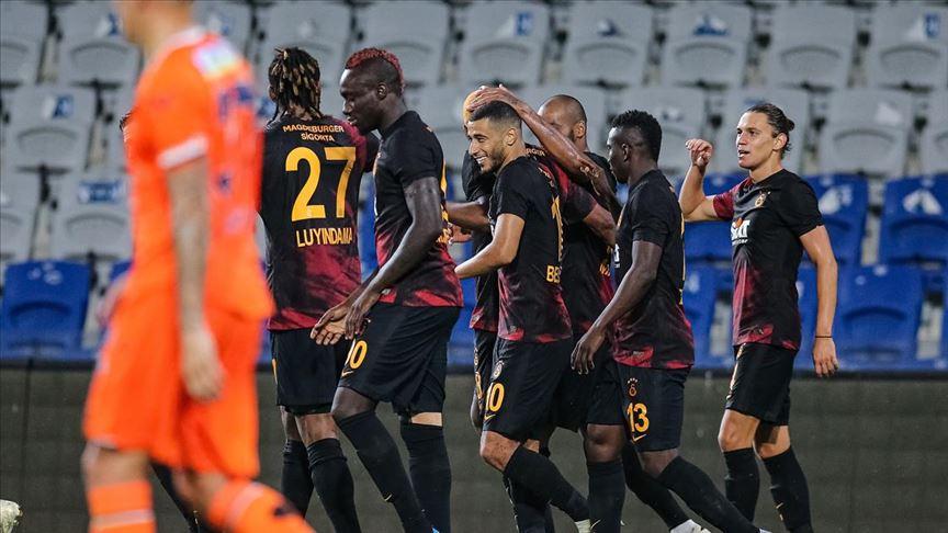 Süper Lig'de 2. hafta sonunda lider Galatasaray