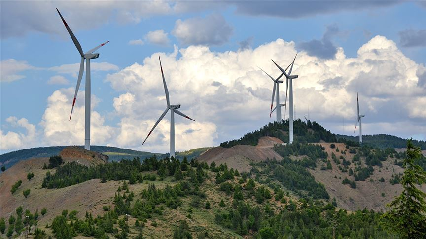 Rüzgardan elektrik üretiminde rekor kırıldı