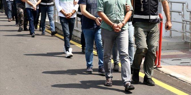 Balıkesir merkezli 21 ilde FETÖ operasyonu: 24 gözaltı