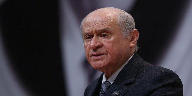 Bahçeli'den Kılıçdaroğlu'nun sözlerine tepki: Müfterilik ve utanmazlıktır