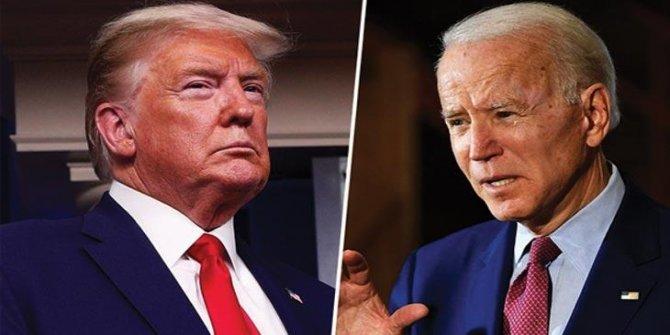 Trump ve Biden'ın ilk canlı yayın tartışmasının konuları belli oldu