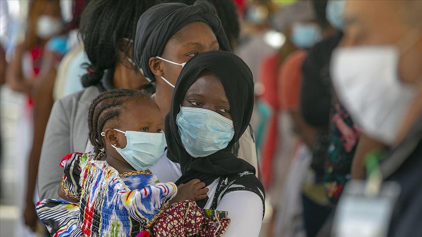 Afrika'da Kovid-19'dan iyileşenlerin sayısı 1 milyon 173 bini aştı