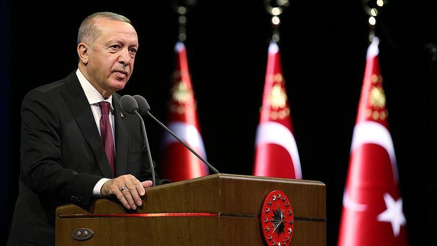 Başkan Erdoğan'dan sert açıklamalar!