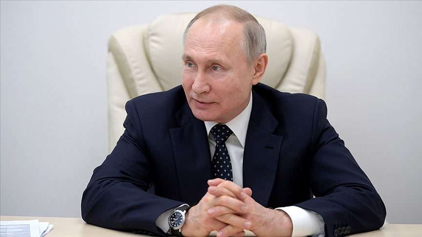 Putin: Rusya'nın bütçesinde enerji gelirlerinin payı yüzde 30'a düşecek