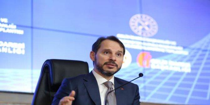 Bakan Albayrak: 'Var gücümüzle çalışıyoruz'