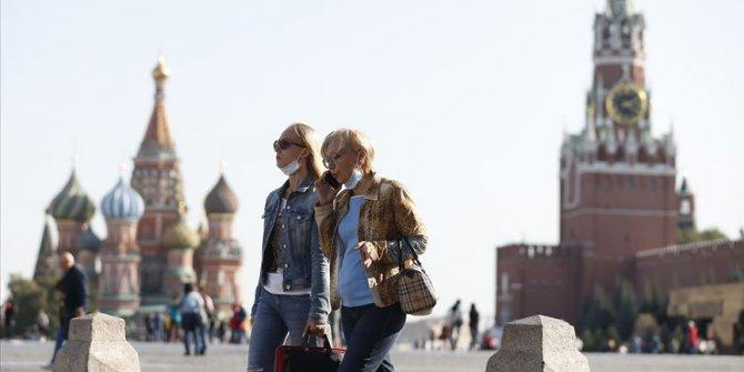 Rusya'da Kovid-19 vaka sayısı 1 milyon 130 bine yaklaştı