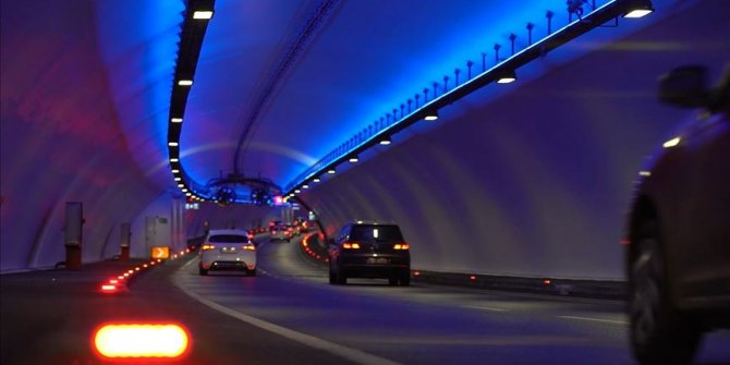 Avrasya Tüneli'ne trafik sıkışıklığını yüzde 90 azaltabilen sistem kuruldu