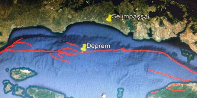 Uzman isimden İstanbul depremi yorumu: Yeri endişe verici