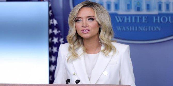Beyaz Saray'dan 'Trump' açıklaması