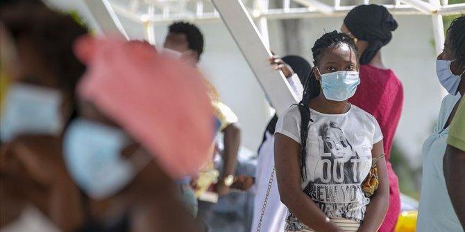 Afrika'da son 24 saatte 8 bin 186 Kovid-19 vakası tespit edildi