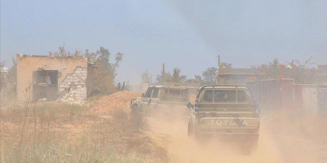Libya Savunma Bakanlığı Trablus'ta çatışan iki askeri birliği tasfiye etti