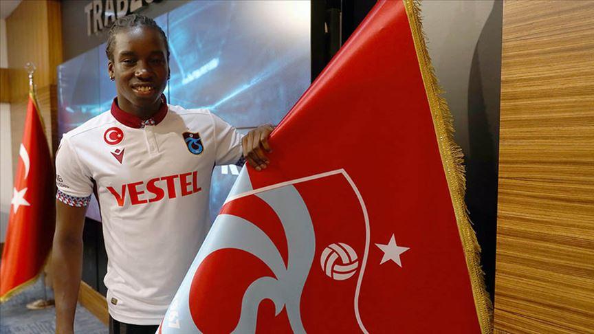 Fousseni Diabate resmen Trabzonspor'da