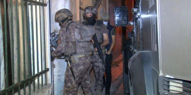 İstanbul'da PKK'ya yönelik operasyon