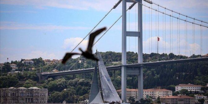 İstanbul Boğazı'nda Cumhuriyet coşkusu yaşanacak