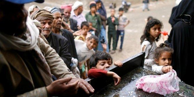 BM'nin sonlandırdığı yardım programları 9 milyon Yemenliyi olumsuz etkiledi