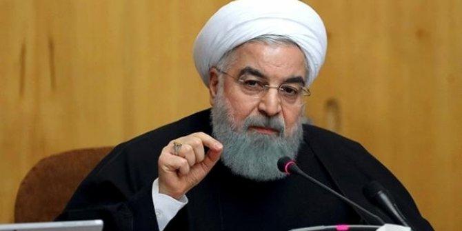İran Cumhurbaşkanı Ruhani: ABD'nin yasa dışı yaptırımları İran'a en az 150 milyar dolar zarar verdi
