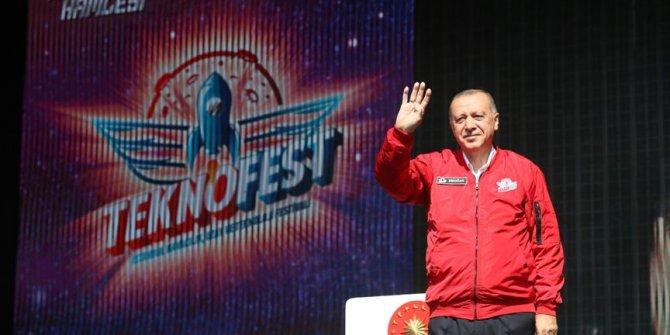 Cumhurbaşkanı Erdoğan, Gaziantep'te 'TEKNOFEST 2020 Ödül Töreni'ne katılıyor