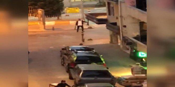 İstanbul'da korku dolu anlar! 'Kardeşimizi zehirlediniz' diyerek ateş açtı