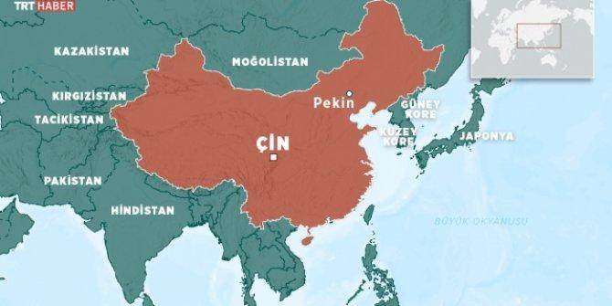 Çin'de, kömür madeninde zehirlenen 16 kişi hayatını kaybetti