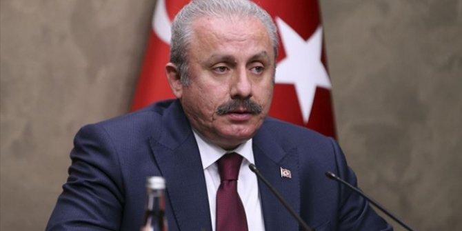 TBMM Başkanı Şentop: Türkiye, Azerbaycan'a her türlü desteği verecek