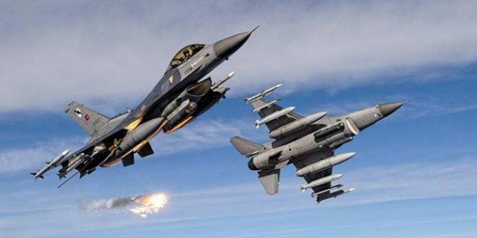 Irak'ın kuzeyinde eylem hazırlığındaki 7 terörist etkisiz hale getirildi
