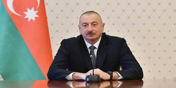 Azerbaycan Cumhurbaşkanı Aliyev kararnameyi imzaladı