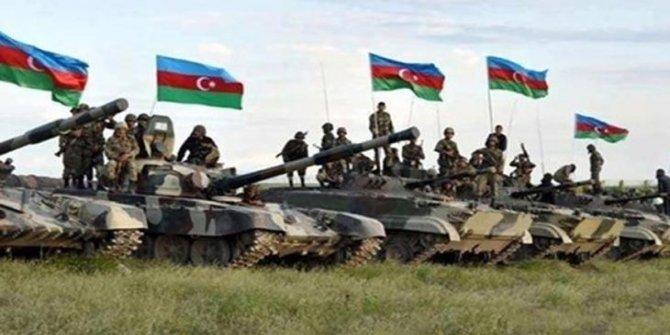 Azerbaycan ordusu harekata başlıyor