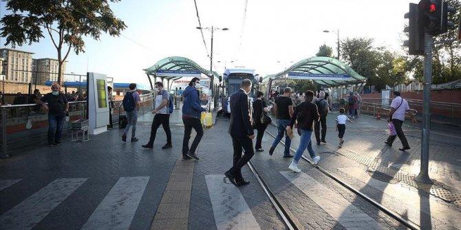 İstanbul'da kademeli mesai başladı