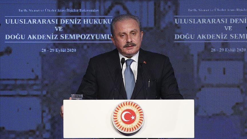 """Mustafa Şentop'tan Azerbaycan açıklaması: """"Türkiye her zaman maddi, manevi..."""""""