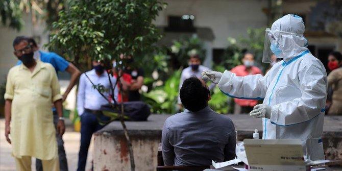 Kovid-19 nedeniyle son 24 saatte Hindistan'da 809, Brezilya'da 317 kişi öldü