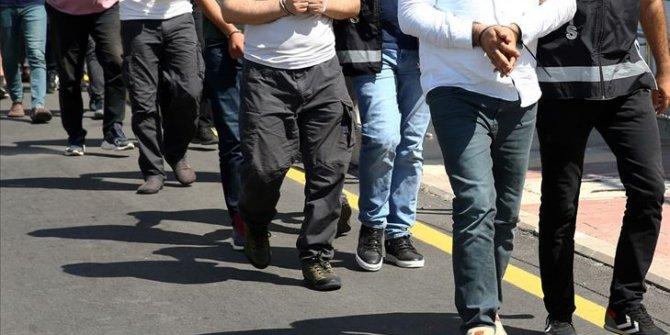 ByLock kullanıcısı olduğu belirlenen12 kişi Ankara'da gözaltına alındı