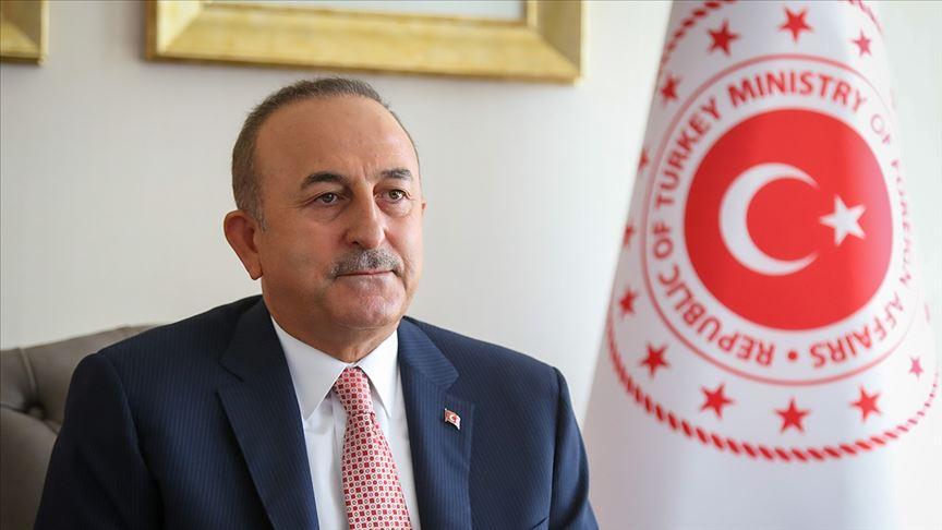 Bakan Çavuşoğlu: Ermenistan, Azerbaycan topraklarından çekilecek