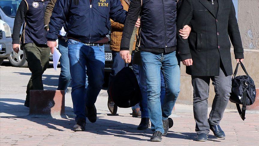 FETÖ'nün askeri yapılanmasına yönelik operasyon: 14 gözaltı