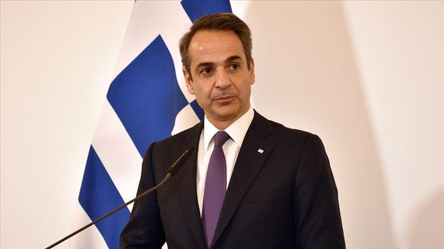 Miçotakis: Şimdi sıra Türkiye ile diplomaside