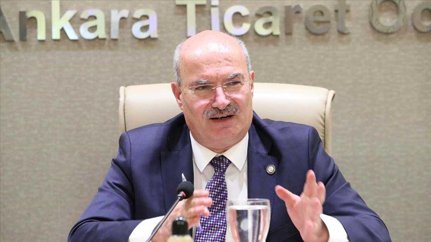 ATO Başkanı Baran: Türkiye 2023'e daha güçlü bir ülke olarak ulaşacak