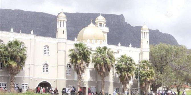 Güney Afrikalı aktivist Anwah Nagia son yolculuğuna uğurlandı