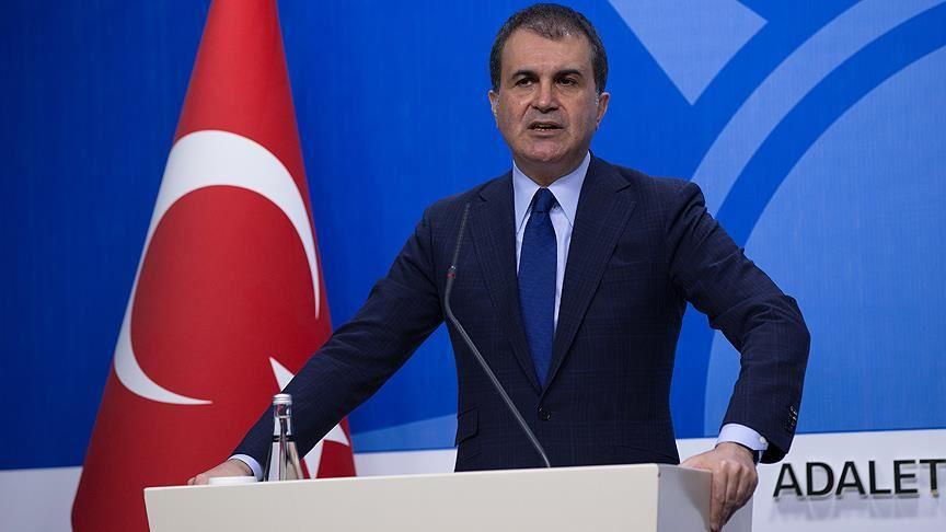 """AK Parti Sözcüsü Çelik'ten Azerbaycan açıklaması: """"Ermenistan orada işgalcidir"""""""