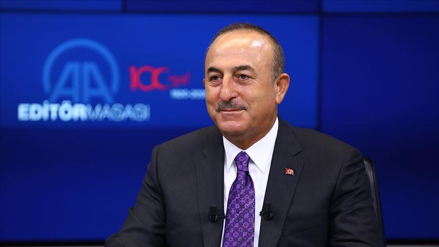 Çavuşoğlu: Azerbaycan sorunu sahada çözmek istiyorsa biz yanında olacağız