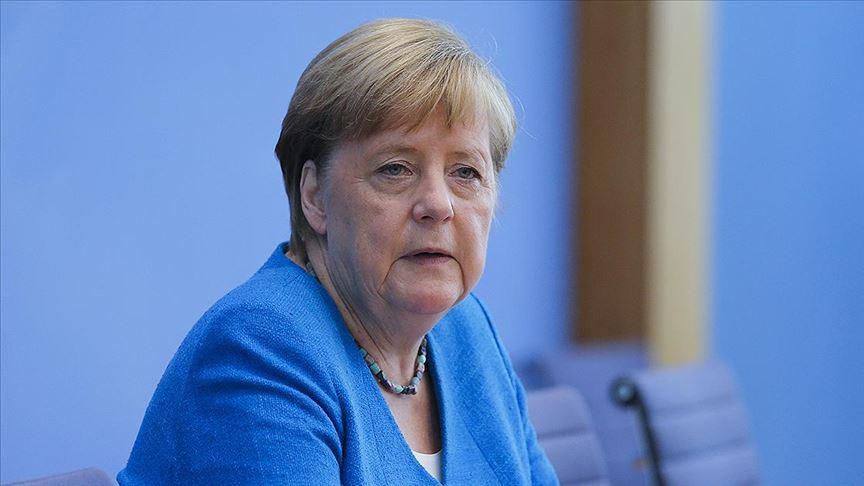 Merkel: Türkiye ile ilişkilerimizi yeniden dengelemek zorundayız