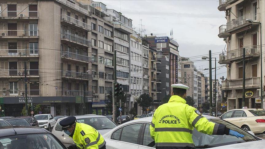 Yunanistan'da FETÖ üyesi 5 kişi sahte belgelerle yakalandı