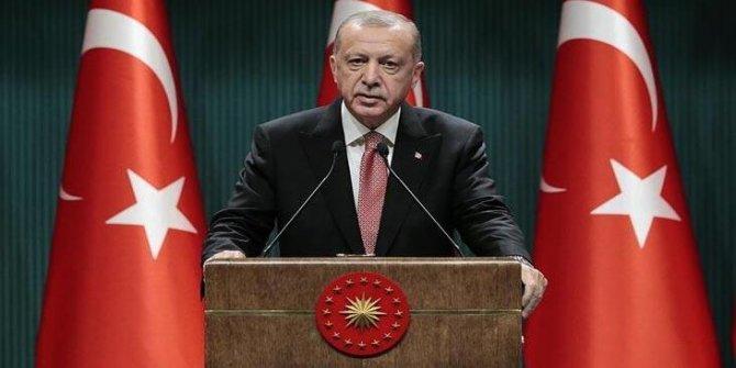 Cumhurbaşkanı Erdoğan 'en ön saflardayız' diyerek dünyaya seslendi