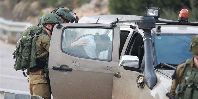 İsrail güçleri biri gazeteci 37 Filistinliyi gözaltına aldı
